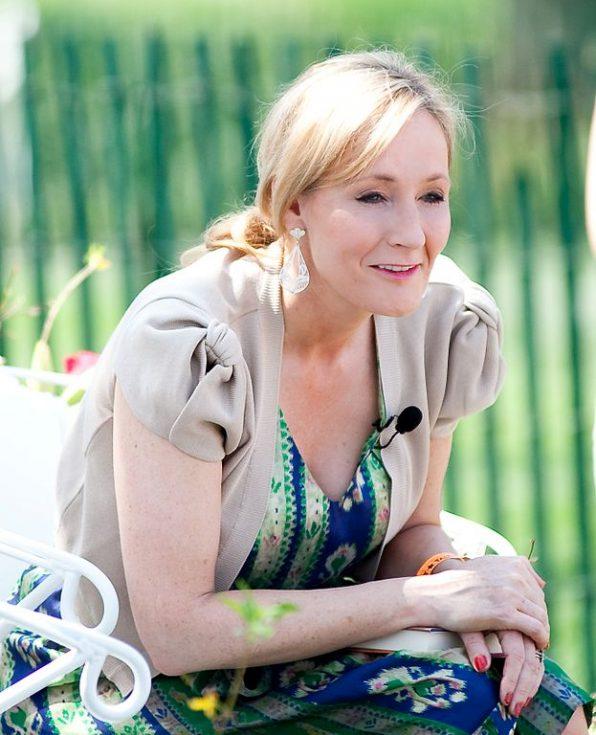 Hayim Oshky - J.K Rowling